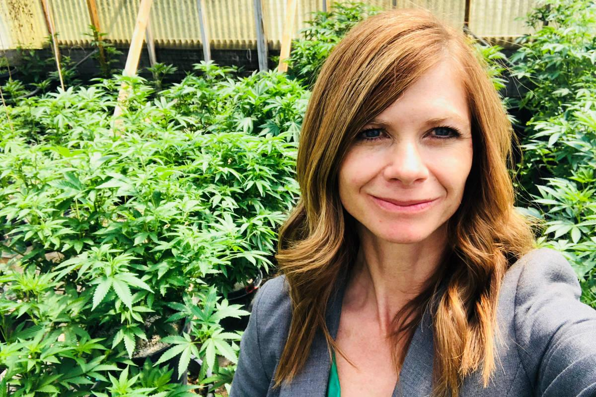 Tracey Harvey - Transitioning to a rural cannabis economy