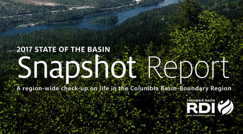 State of the Basin 2017 - Snapshot Report